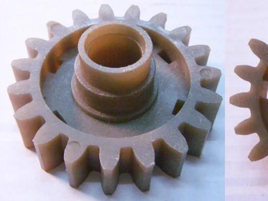 Шестерня 62 мм для стиральной машины Маричка См-2Б