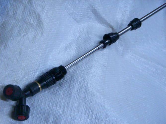 Удочка опрыскивателя 2.7 метра для опрыскивателей типа Sadko, Forte с пластиком