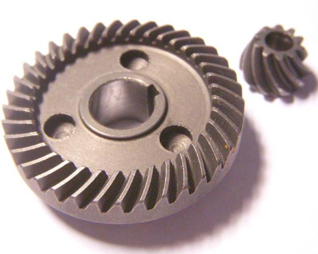 Шестерни d45*12*h15-h10.5*6 для болгарки Forte, Craft-tec CPAG-270 PRO 125-1100