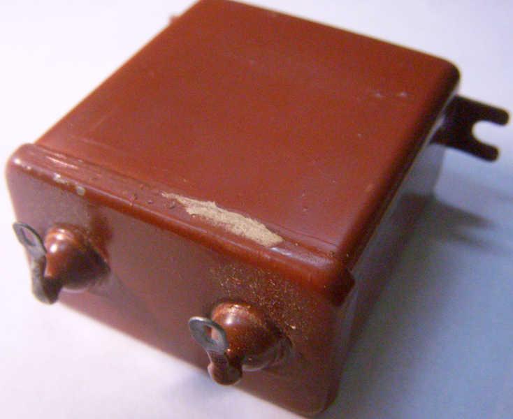 Конденсатор МГБО-2 4 мкф±10% для стиральной машины