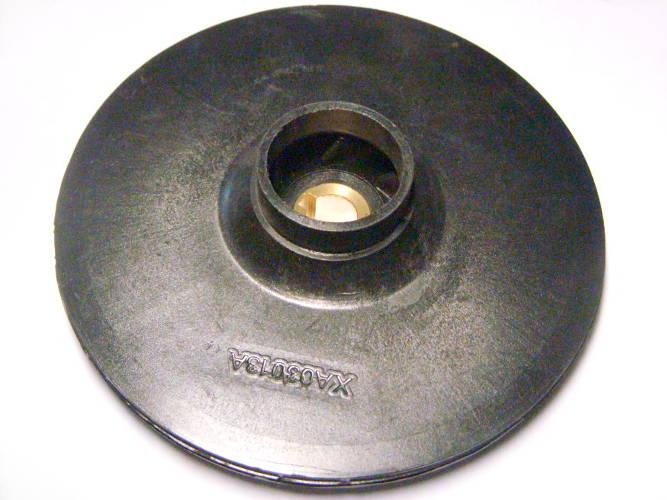 Рабочее колесо 128*12*33 на шпонке для насоса Pedrollo 0.6