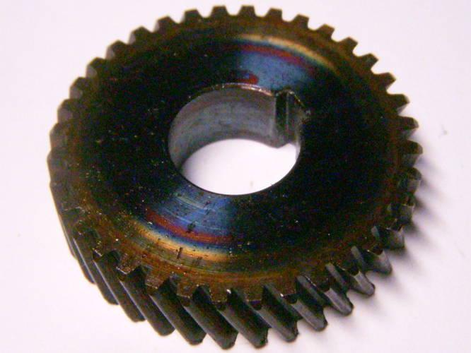 Шестерня d40*Z36 дисковой электропилы Craft-Tec, Ворскла