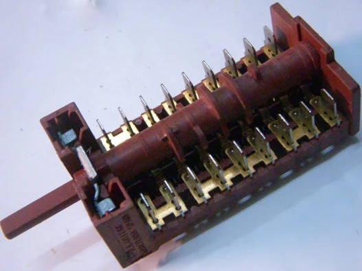 9-ти контактный переключатель электроплиты BEKO