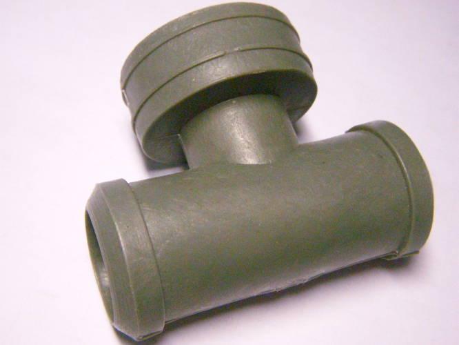 Т-образный переходник клапана стиральной машины Аурика