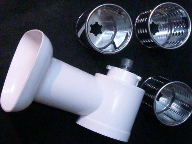 Насадка шинковки для кухонного комбайна Сатурн/ Белвар