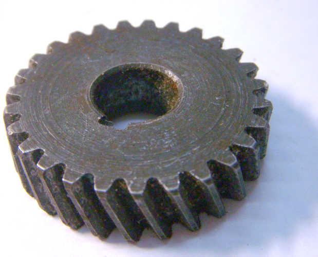 Стальная шестерня 39*12-Z27-h10 для дисковой электропилы