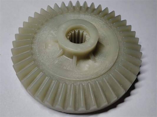 Пластиковая шестерня для цепной электропилы Ритм, Витязь, ТЕМП ПЦ-2000