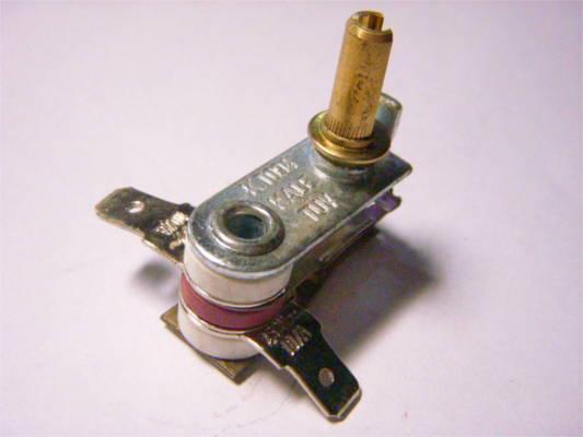 Терморегулятор 10 Ампер для электродуховки Asel, Efba, Kumtel