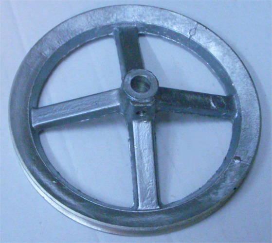 Шкив 148*11 для пульсатора стиральной машины Урал