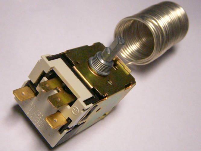 Терморегулятор с трубкой 2 м ТАМ133 (K59, Danfos 25T65)