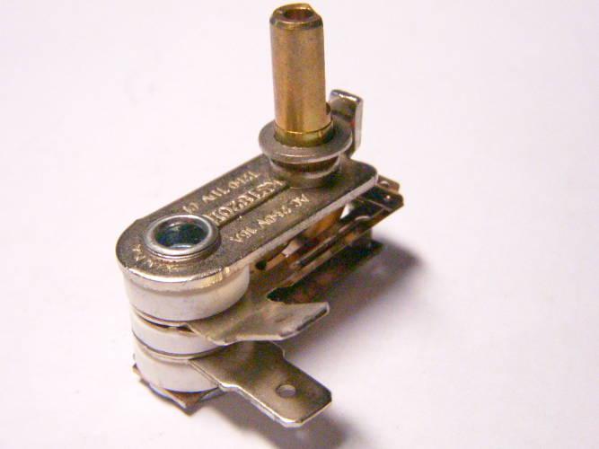 Биметаллический терморегулятор KST-820 с коротким штоком
