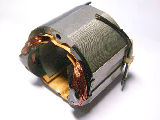 Статор d50-w72*78-L52 перфоратора под якорь 49 мм