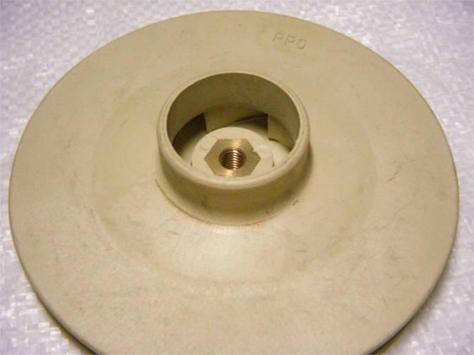 Рабочее колесо 130*41 под резьбу 8 мм для насоса Forte, SPRUT AU, AUJS, Astra, Auto-Jet