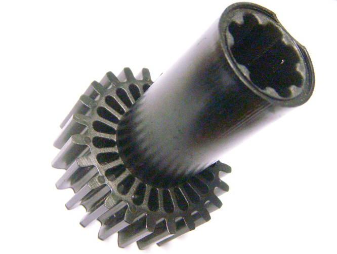 Шестерня d60*30-h77*20 для электромясорубки Braun