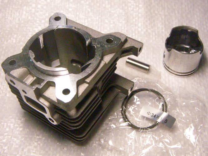 Поршневой ремкомплект для бензокосы Stihl FS 55