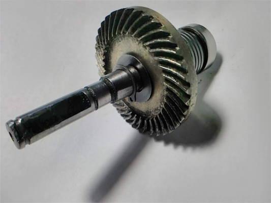 Редукторный узел для цепной электропилы Кентавр СП-224