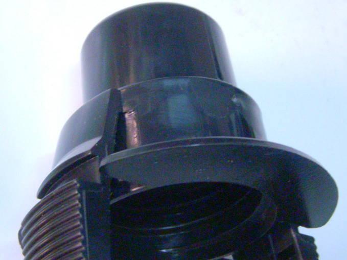 Замок шланга пылесоса Samsung под трубу 36 мм