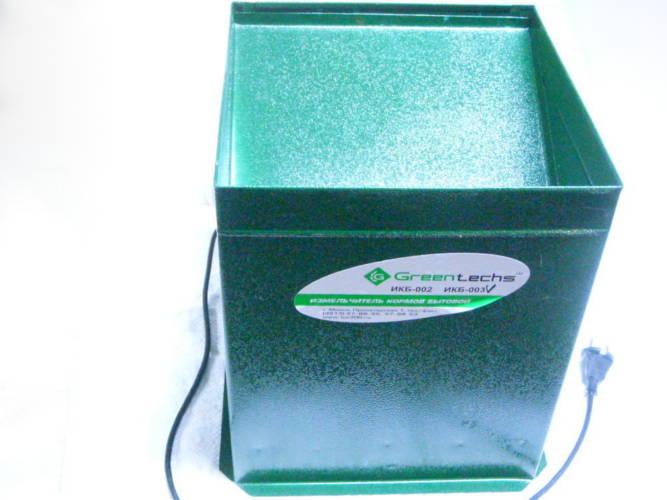 Универсальный бытовой кормоизмельчитель Greentechs-ИКБ-003