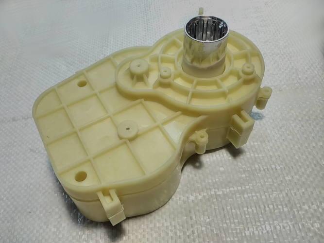 Редуктор электромясорубки Gorenje с короткой шестерней