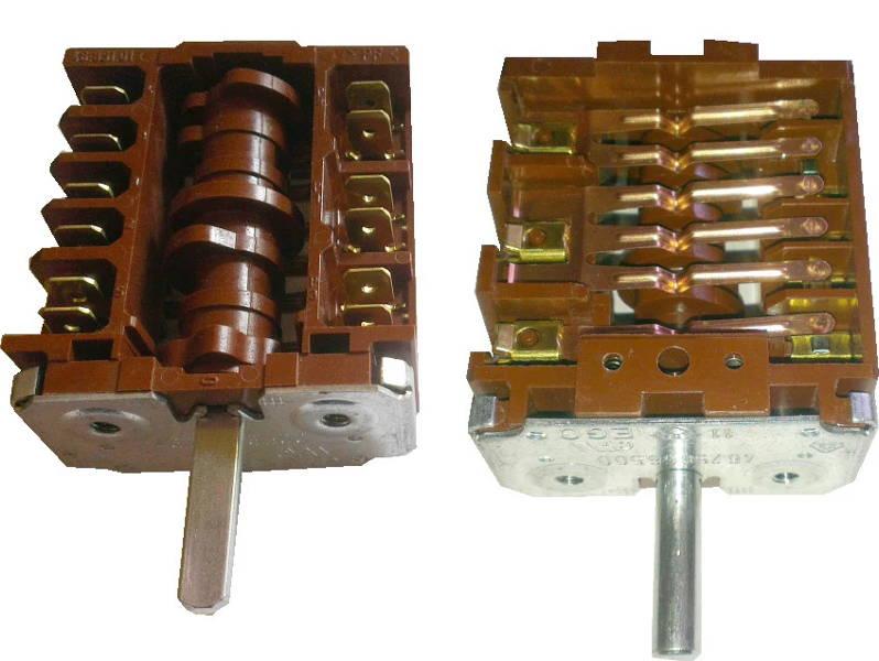 5-позиционный переключатель EGO 25866.500 для электроплиты