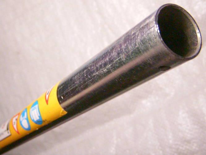 Несущая труба 150 см вала бензокосы под редуктор 26 мм
