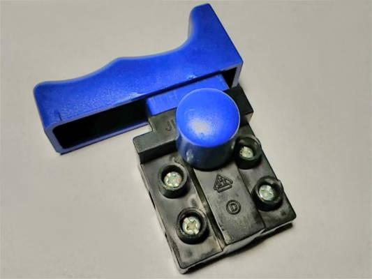 Кнопка FA-6/2S 5E4 с клавишей 15*49 мм