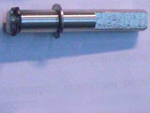 Вал d8*L51*H20 мешалки хлебопечки DEX DBM-307