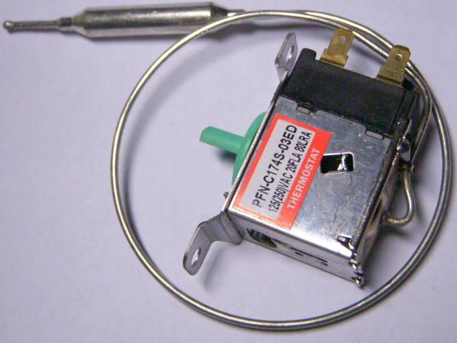 Терморегулятор PFN-C174S-03ED для морозильной камеры Delfa BD-80, Samsung