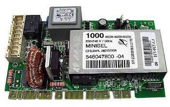 Электронный модуль MINISEL 1000 для стиральной машины Ardo, Whirpool, Asko