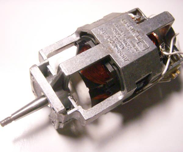 Двигатель электромясорубки Белвар Помощница
