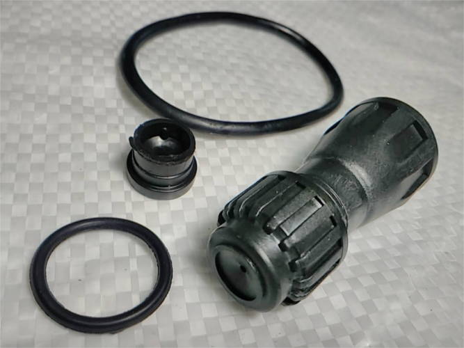 Ремкомплект с головкой для опрыскивателя Лемира 2 литра