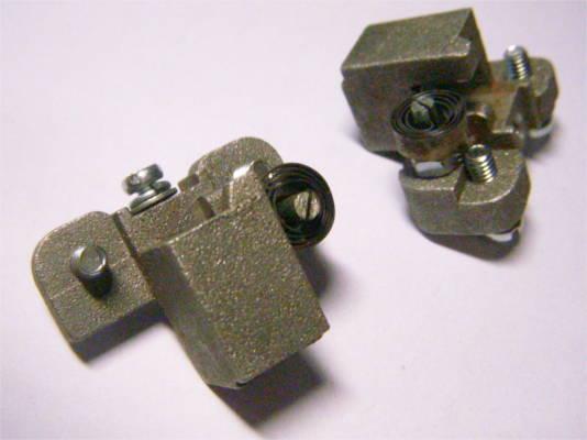 Комплект щеткодержателей для дисковой электропилы Rebir