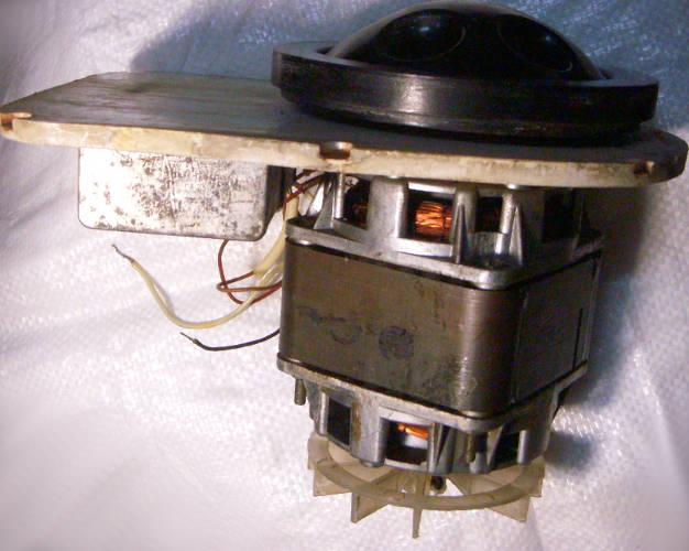 Двигатель в сборе для стиральной машины Десна ПМ-1