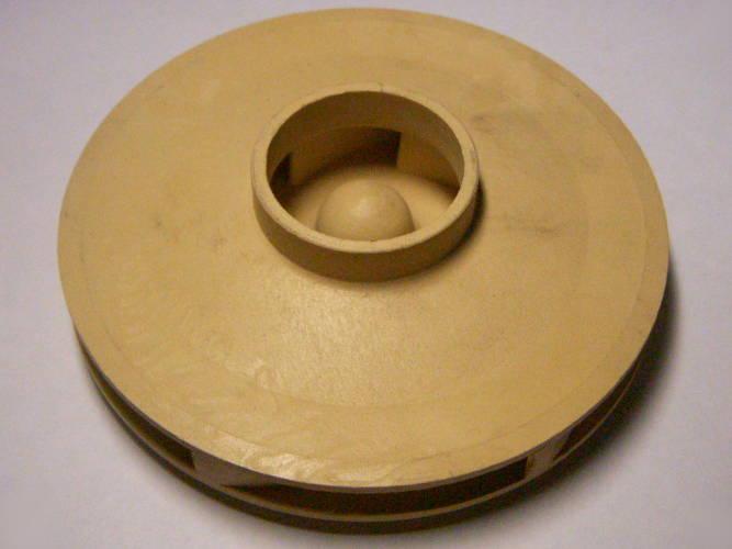 Рабочее колесо 109 мм для центробежного насоса Sprut JSP 100 A