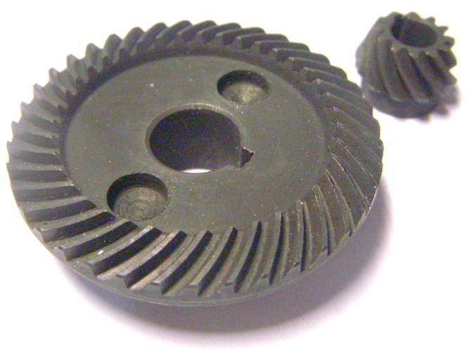 Шестерни редуктора болгарки Craft-tec PXAG227 180/1900