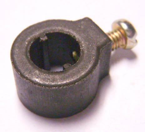 Пилкодержатель электролобзика с направляющими на шток 9 мм