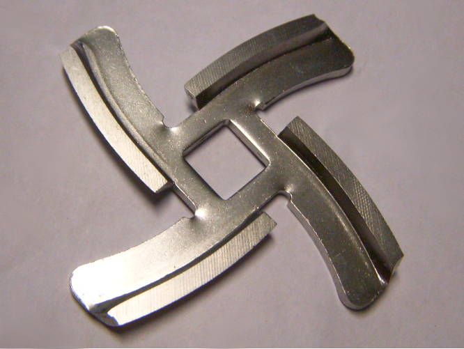 Оригинальный нож для электромясорубки Vitek VT-1672, -1676