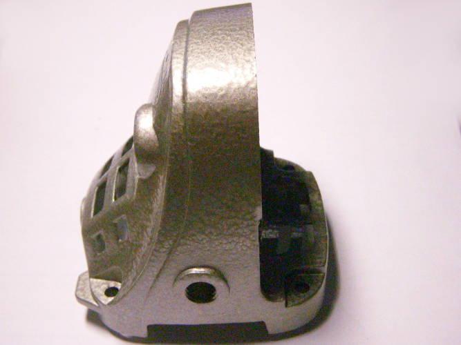 Корпус редуктора без фланца для болгарки DWT WS10-125