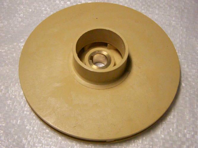 Рабочее колесо 126*41*12*h4-10 насоса Karcher, Werk, Aquatica