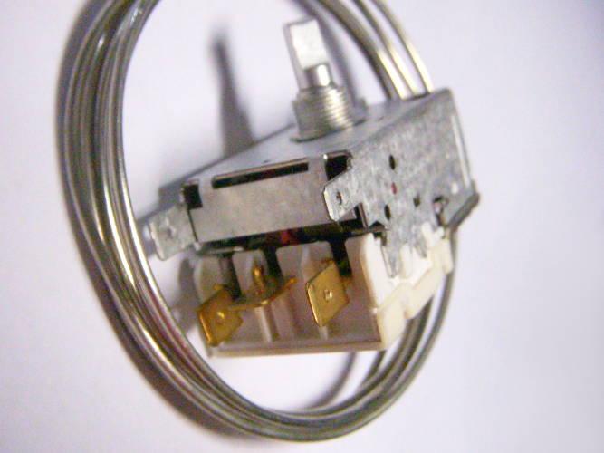 Терморегулятор RF01E31 с капилляром 1.3 метра для двухкамерного колодильника