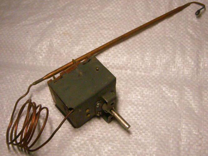 Терморегулятор Т-301 до 300°C для электроплиты СССР Карпаты, МЕЧТА 8