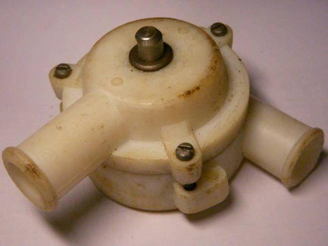 Пластиковый насос для стиральной машины Волна