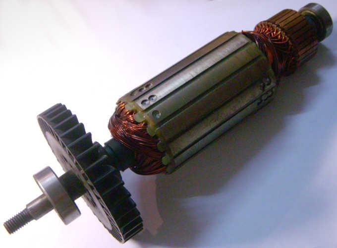 Якорь L80-190-235 d51.5 Grinder К1308