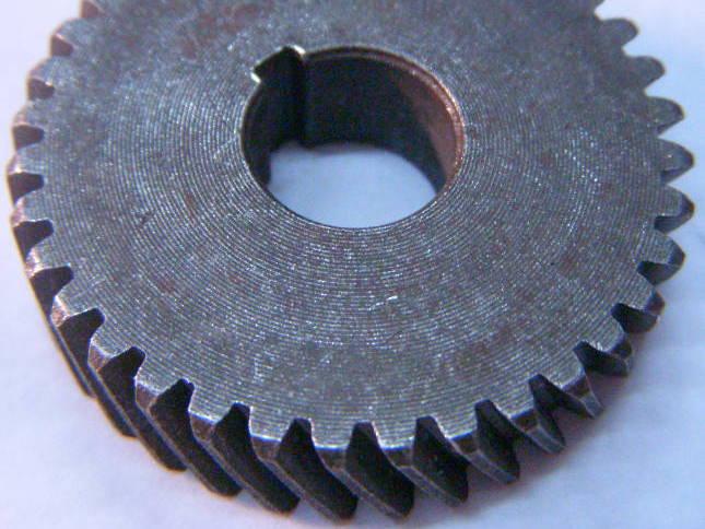 Шестерня редуктора 40,5*12-Z36 ручной циркулярной пилы ИЭ-5107А