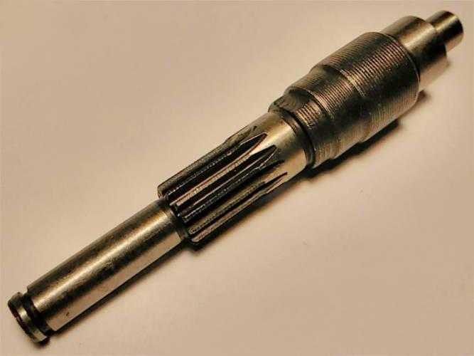 Вал редуктора L96 d8*8*14 цепной пилы Зенит ЦПЛ-406/2500
