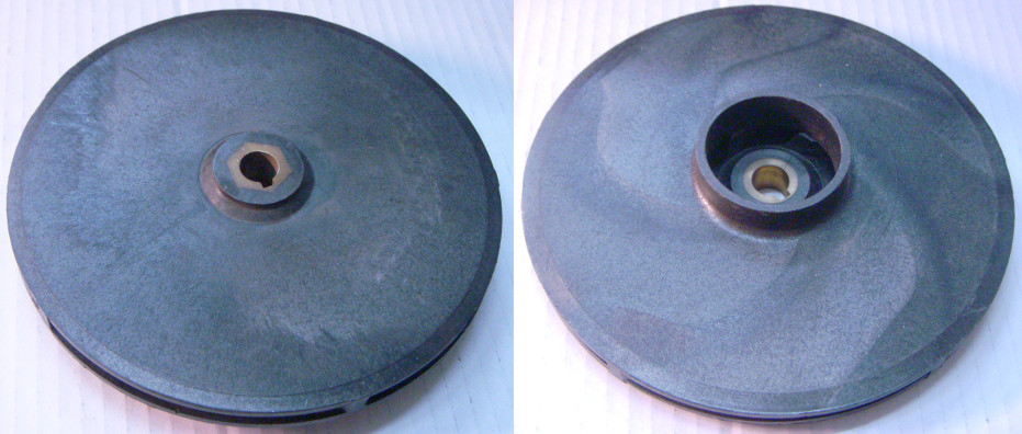 Колесо 155*12*47 мм для насоса Werk, Kenle CPM-158