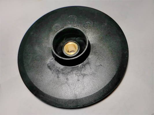 Рабочее колесо 135*43*12 h4-9-18 для насоса типа Pedrollo