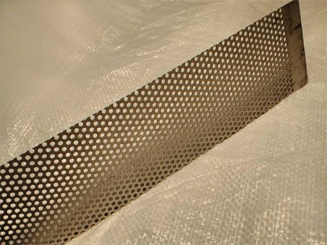 Сетка 1 метр с ячейкой 3 мм для зернодробилки Урожай