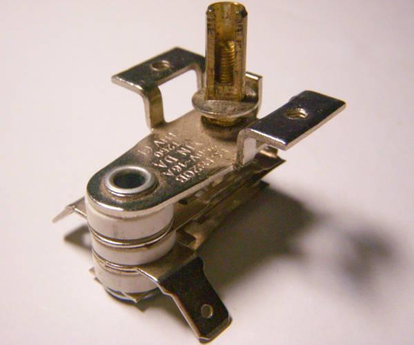 Биметаллический терморегулятор для электродуховки Vimar VEO-4623W