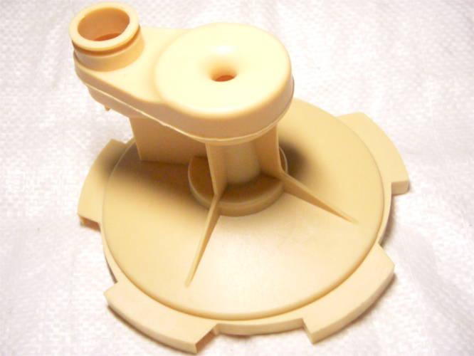 Диффузор под колесо 130 мм для насоса Metabo 4000/20, Werk XKJ 801, XKJ-1304, 1104